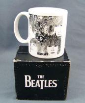 Les Beatles - Mug Céramique - Revolver 01