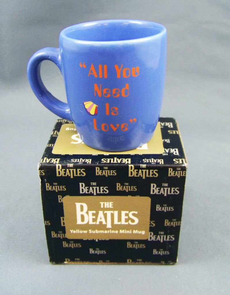 Les Beatles - Mini-Mug - Yellow Submarine 02