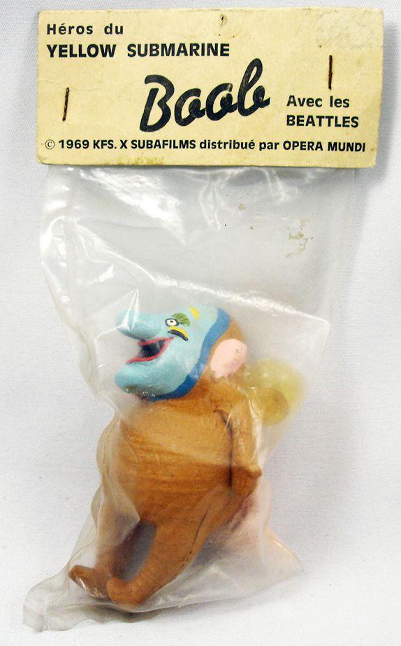The Beatles Yellow Submarine - Jeremy Hillary Boob - Figurine latex Opera Mundi France 1969