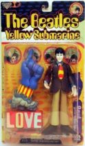 The Beatles Yellow Submarine - Paul McCartney with Glove& Love Base - McFarlane figure