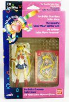The Beautiful Sailor Moon Warrior Girls - Bandai - Sailor Moon Usagi Tsukino