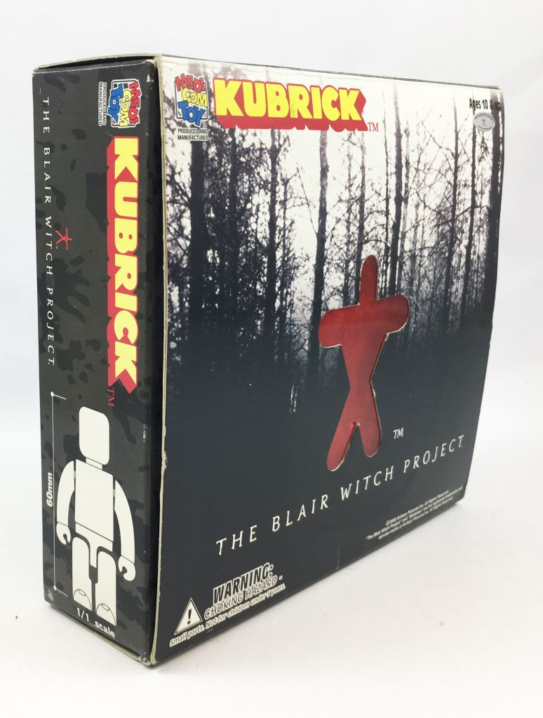 The Blair Witch Project - Medicom - Set of 3 Kubrick figures