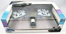 The Blues Brothers - 23rd Street Bridge Diorama (1:64 Die-cast) Greenlight Hollywood