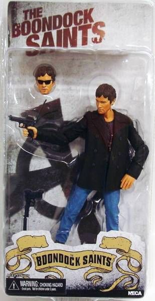 The Boondock Saints - Connor & Murphy McManus - NECA