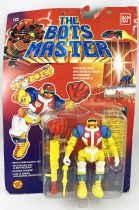 The Bots Master - Bats : Sportsboyzz Hero - ToyBiz Bandai