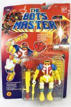 The Bots Master - Bats : Spotsboyzz Hero - ToyBiz Bandai