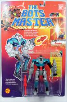 The Bots Master - Greenbot : The Ultimate Mean Machine - ToyBiz Bandai