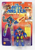 The Bots Master - Humabot : Evil Cyborg Soldier - ToyBiz Bandai
