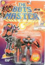 The Bots Master - P.P.B. : Evil Private Police Bot - ToyBiz Bandai