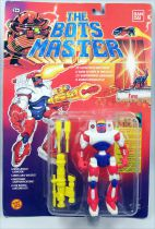 The Bots Master - Twig : ZZ\'s Battle Tested Bodyguard - ToyBiz Bandai