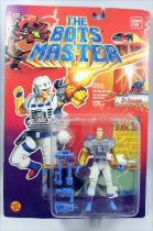 The Bots Master - Ziv Zulander : Leader of the Boyzzs - ToyBiz Bandai