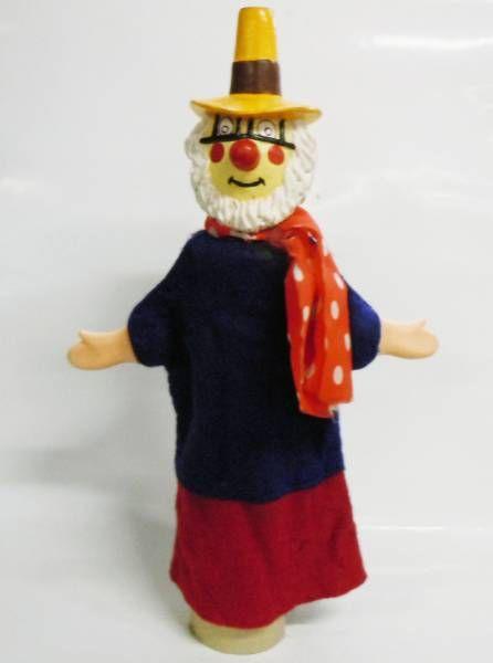 The Bubblies - Hand Puppets - Mr Santigrade