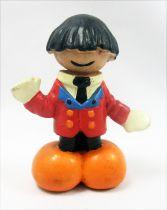 The Bubblies - Schleich pvc figure -  Hubbert (Drums)