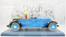 The Cars of Tintin (1:24 scale) - Hachette - #19 Parade Limousine (Tintin in America)