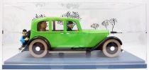 The Cars of Tintin (1:24 scale) - Hachette - #22 Mitsuhirato\'s Car (The Blue Lotus)