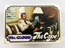 The Cops - Monty Gum Trading Cards (1976) - Série complète de 99 cartes (Colombo, Cannon, Mc Cloud, Police Woman, 2-Cars)