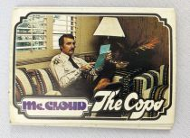 The Cops - Monty Gum Trading Cards (1976) - Série complète de 99 cartes (Colombo, Cannon, Mc Cloud, Police Woman, 2-Cars)