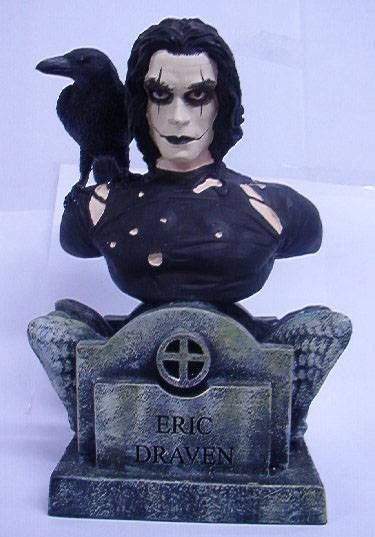 The Crow  - Resin Bust