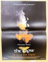 The Crow : La Cité des Anges (Vincent Perez) - Affiche 40x60cm - Miramax Films 1996