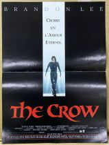 The Crow (Brandon Lee) - Affiche 40x60cm - Miramax Films 1994