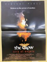 The Crow: City of Angels (Vincent Perez) - Affiche 40x60cm - Miramax Films 1996