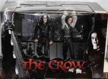 The Crow vs.Top Dollas - Battle on rooftop (Neca)