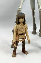 The Dark Crystal - ReAction Funko - LandStrider and Jen (occasion)