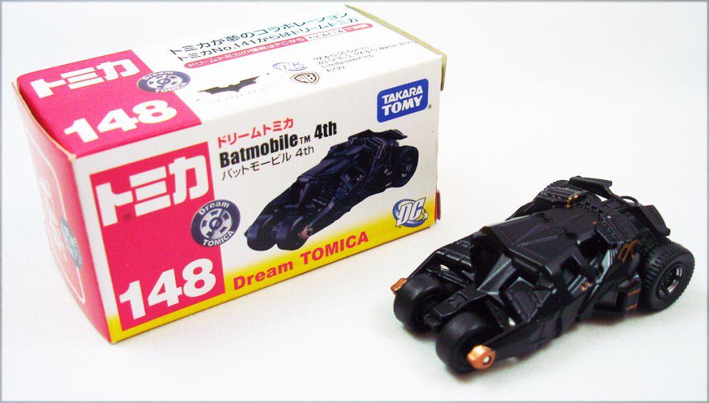 The Dark Knight - Dream Tomica - Batmobile