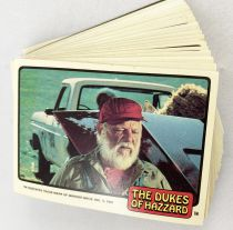 The Dukes of Hazzard - Donruss Trading Bubble Gum Cards (1981) - Complete series #1 of 60 cards+ 6 stickers