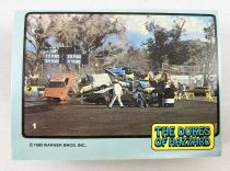 The Dukes of Hazzard - Donruss Trading Bubble Gum Cards (1988) - Série 1 complète 65 cartes