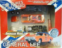 The Dukes of Hazzard - ERTL - 1969 Dodge Charger General Lee 1/64 - kit