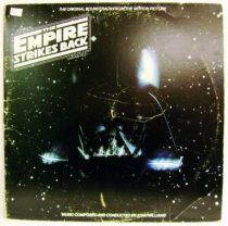 The Empire Strikes Back (Original Soundtrack) - Record LP - RSO 1980