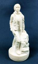 The Empire Strikes Back 1980 - Craft Master - Princess Leia Molded Vinyl Figurine