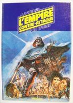 L\'Empire Contre-Attaque 1980 - Hachette - Histoire racontée & illustrée 01