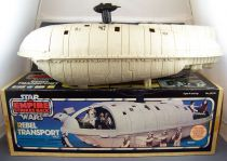 The Empire Strikes Back 1980 - Kenner - Rebel Transporter (loose with box)