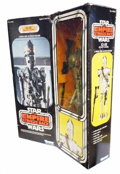 The Empire Strikes Back 1980 - Kenner Doll - IG-88