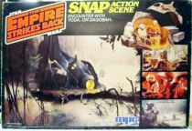 The Empire strikes back 1981 - Encounter with Yoda on Dagobah