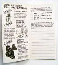 The Empire strikes back 1982 - Palitoy - Bounty Hunter Capture Log (catalogue mail-order) 02