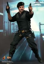 """The Expendables 2 - Barney Ross (Sylvester Stallone) 12\"""" figure - Hot Toys MMS 194"""