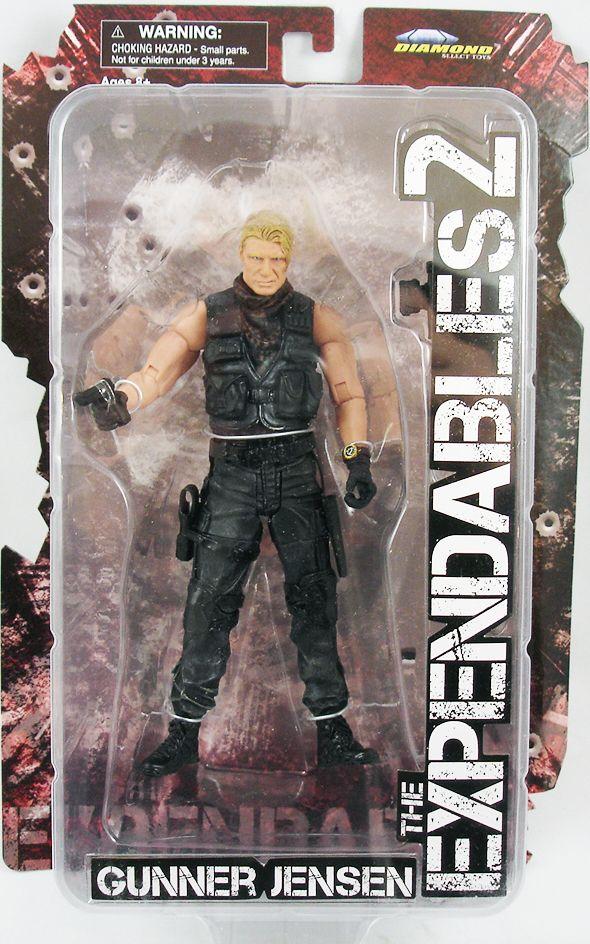 The Expendables 2 - Gunner Jensen (Dolph Lundgren)