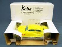 Le Cinquième Elément - Taxi de Corban Dallas 1-43ème Métal - Exclusif Canal + (neuf en boite) 01