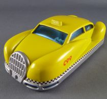 The Fifth Element - Corben Dallas\' Cab yellow 1:43 scale (loose)