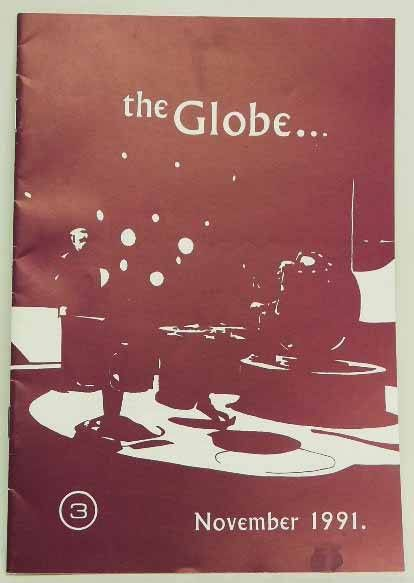 The Globe N°3 The Prisoner\'s english publication