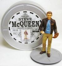 The Great Escape - Capt. Virgil Hilts (Steve McQueen) - \'\'Movie Icons\'\' figure (loose)