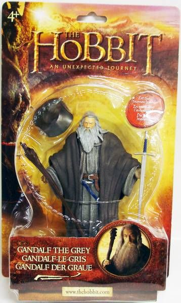 The Hobbit : An Unexpected Journey - Gandalf the Grey (Collector Size)