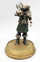 The Hobbit - Eaglemoss - #11 Dwalin at Bag End