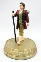 The Hobbit - Eaglemoss - #33 Bilbo Baggins at Bag End (loose)