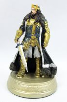 The Hobbit - Eaglemoss - #37 King Thorin at Lonely Mountain (loose)