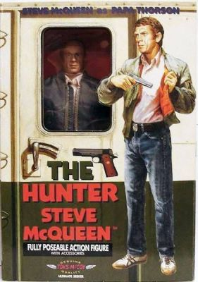 Terrence E Deal >> The Hunter - Papa Thorson (Steve McQueen) 12'' figure