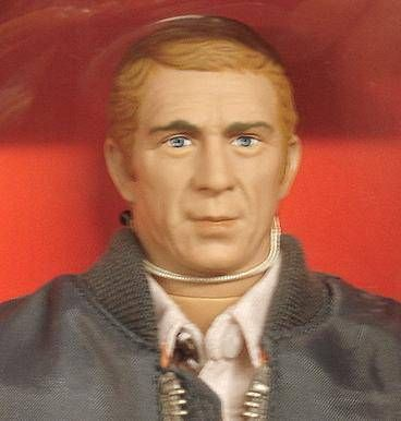 The Hunter - Papa Thorson (Steve McQueen) 12\'\' figure - Toys McCoy